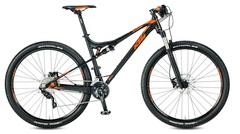 Bicicleta KTM Scarp 295 LTD 2018